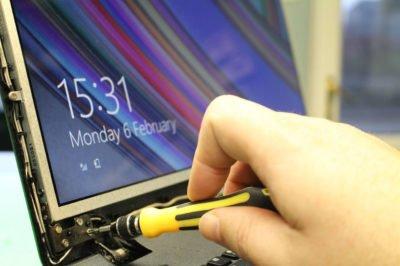 laptop repair Barcelona